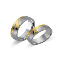 Juwelier Haan Fides Kollektion Gold Trauringe - 8011