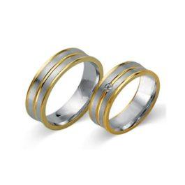 Juwelier Haan Fides Kollektion Gold Trauringe - 8012