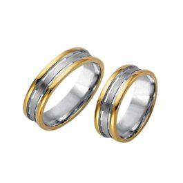 Juwelier Haan Fides Kollektion Gold Trauringe - 8013