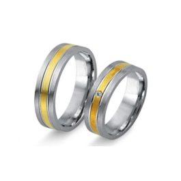 Juwelier Haan Fides Kollektion Gold Trauringe - 8014