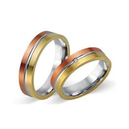 Juwelier Haan Fides Kollektion Gold Trauringe - 8246