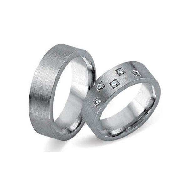 Juwelier Haan Fides Kollektion Gold Trauringe - 8412