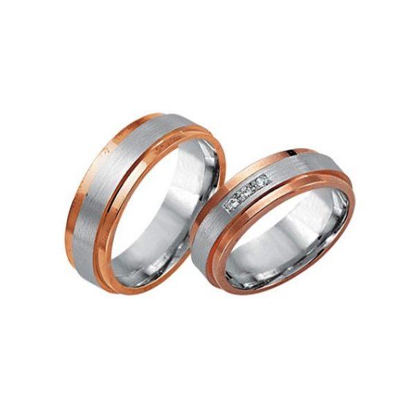 Juwelier Haan Fides Kollektion Gold Trauringe - 8432