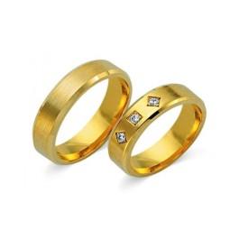 Juwelier Haan Fides Kollektion Gold Trauringe - 8434