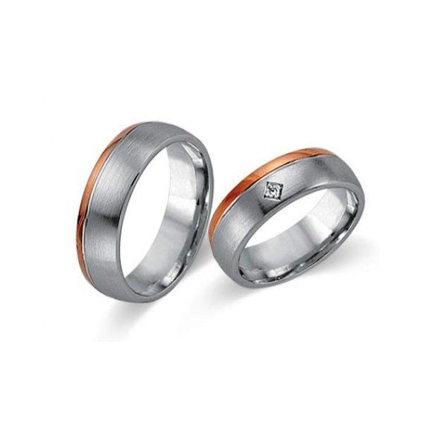 Juwelier Haan Fides Kollektion Gold Trauringe - 8435