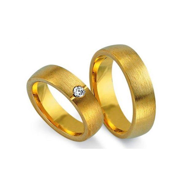 Juwelier Haan Fides Kollektion Gold Trauringe - 8441