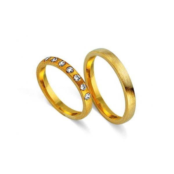 Juwelier Haan Fides Kollektion Gold Trauringe - 8444