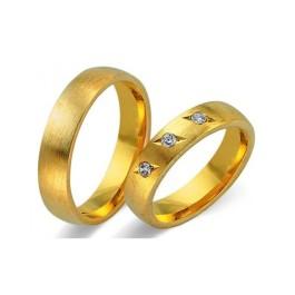 Juwelier Haan Fides Kollektion Gold Trauringe - 8446