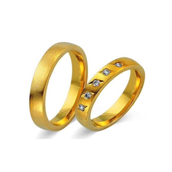 Juwelier Haan Fides Kollektion Gold Trauringe - 8447