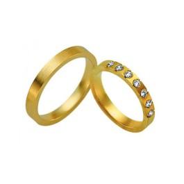 Juwelier Haan Fides Kollektion Gold Trauringe - 8453