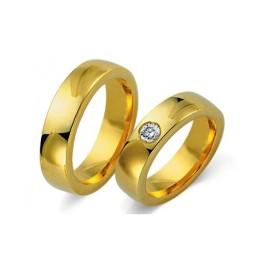 Juwelier Haan Fides Kollektion Gold Trauringe - 8465