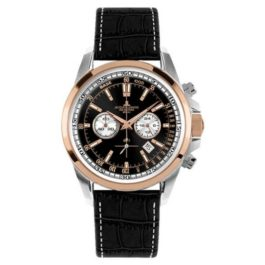 Juwelier Haan Jacquas Lemans Uhren 1-1117MN