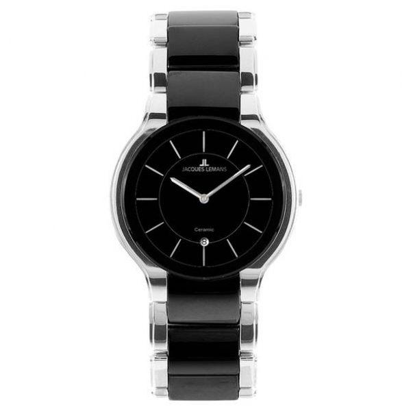 Juwelier Haan Jacquas Lemans Uhren 1-1581A
