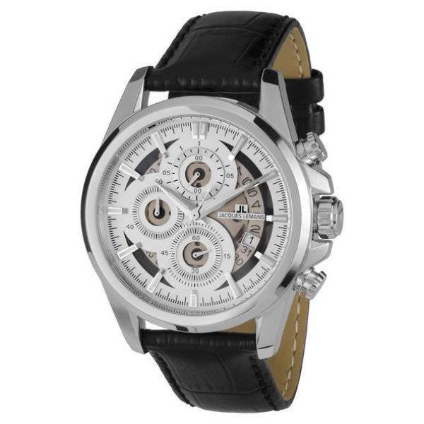 Juwelier Haan Jacquas Lemans Uhren 1-1847B