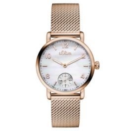 Juwelier Haan S.Oliver Uhren SO-3077-MQ